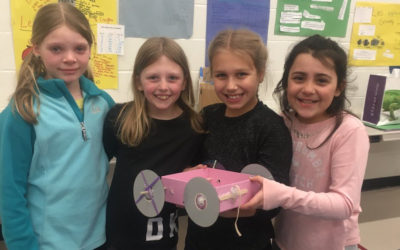 Real stories from the classroom: Bringing STEM to life!