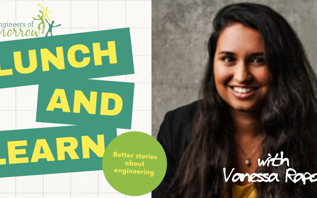 Here's what we learned from our convo with Vanessa Raponi!