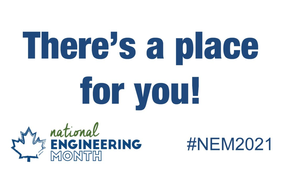 ICYMI…it's National Engineering Month!